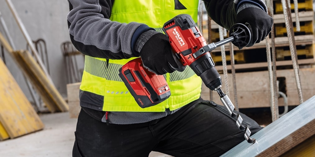 Introducing the SF 6(H)-A22  cordless drill driver and hammer drill