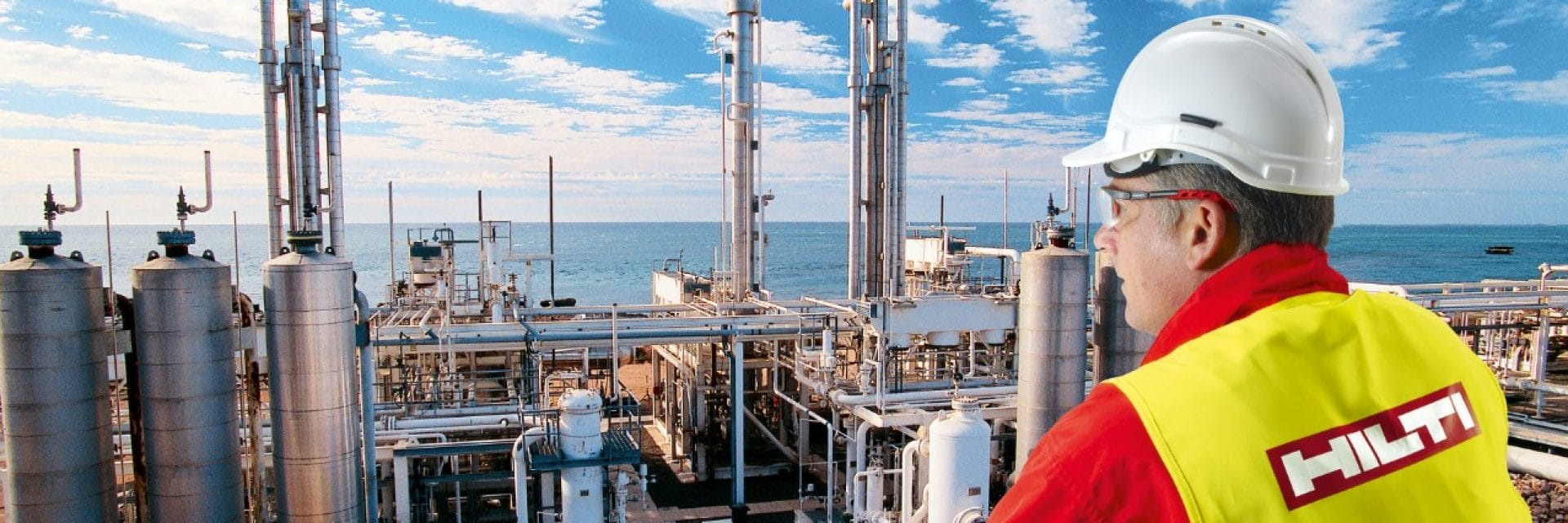 Natural gas processing plant
