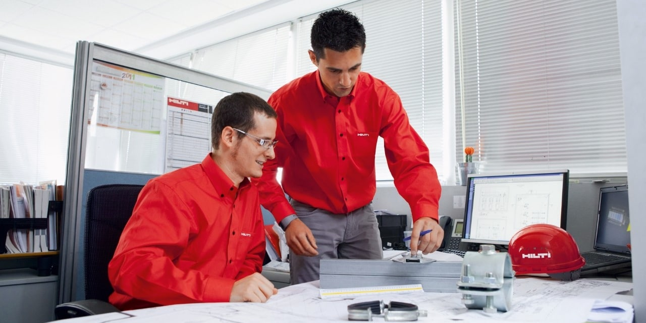 Hilti engineering support technical services
