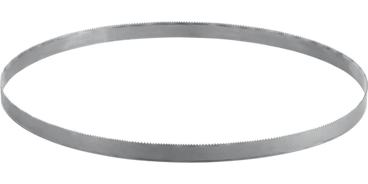 Metal band saw blade