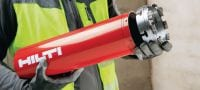 X-Change barrel (BL) X-Change barrel (incl. Hilti BL quick-release connection end) Applications 1