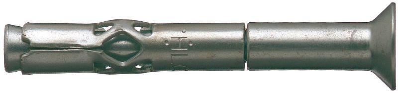 HLC-SK Economical sleeve anchor with countersunk head