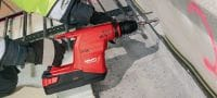TE 30-A36 High-performance cordless combihammer featuring brushless motor and Active Torque Control Applications 1