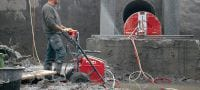 MCL Equidist-60H/Hilti Longer-lasting, high-speed blade for 15 kW wall saws Applications 1