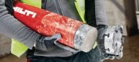 X-Change barrel (BL) X-Change barrel (incl. Hilti BL quick-release connection end) Applications 2