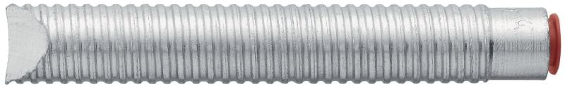 HIS-N Internally threaded sleeve Standard internally threaded insert (CS) for use with capsules and injection mortar