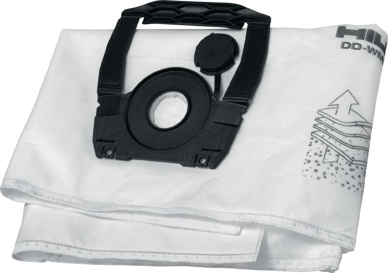 Filtration bag DD-WMS 100 MP5 large