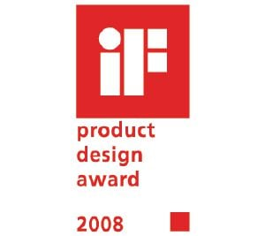 This product has been awarded the IF Design Award.