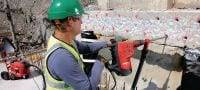 Hilti HIT-HY 200-A Ultimate-performance hybrid mortar for heavy anchoring and rebar connections Applications 3