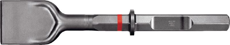 TE-H28P SPM Ultimate HEX 28 (H28) wide-flat chisel (polygon) for heavy-duty demolition of concrete surfaces