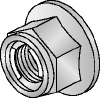 M12-F-SL-WS 3/4 Prevailing torque hex nut