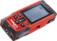PD-E Laser meter Outdoor laser meter with integrated viewfinder for measurements up to 200 m